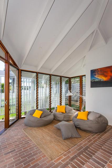 no sofa living room