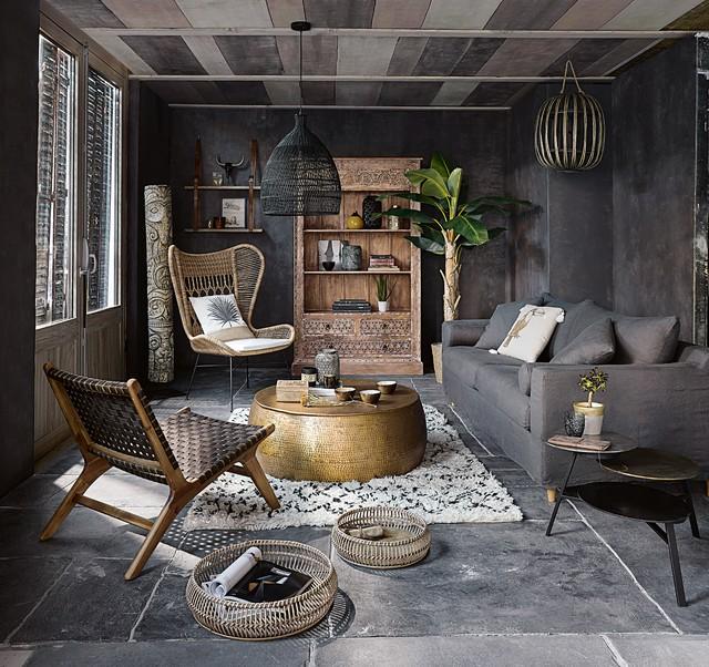 2.403.427 · 10.811 persone ne parlano · 10.691 persone sono state qui. Exotic Style Maisons Du Monde Tropical Living Room London By Maisons Du Monde Uk Houzz