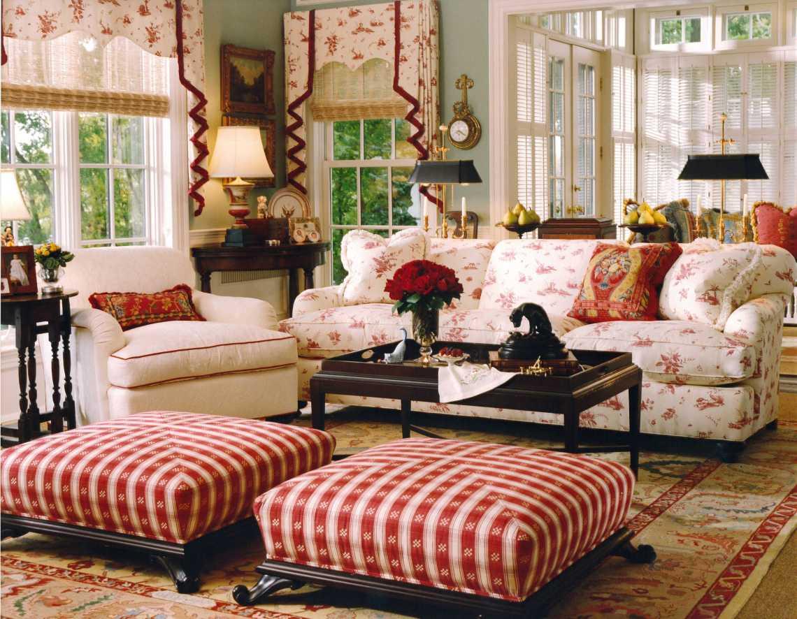 Living Room Red Sofa Houzz