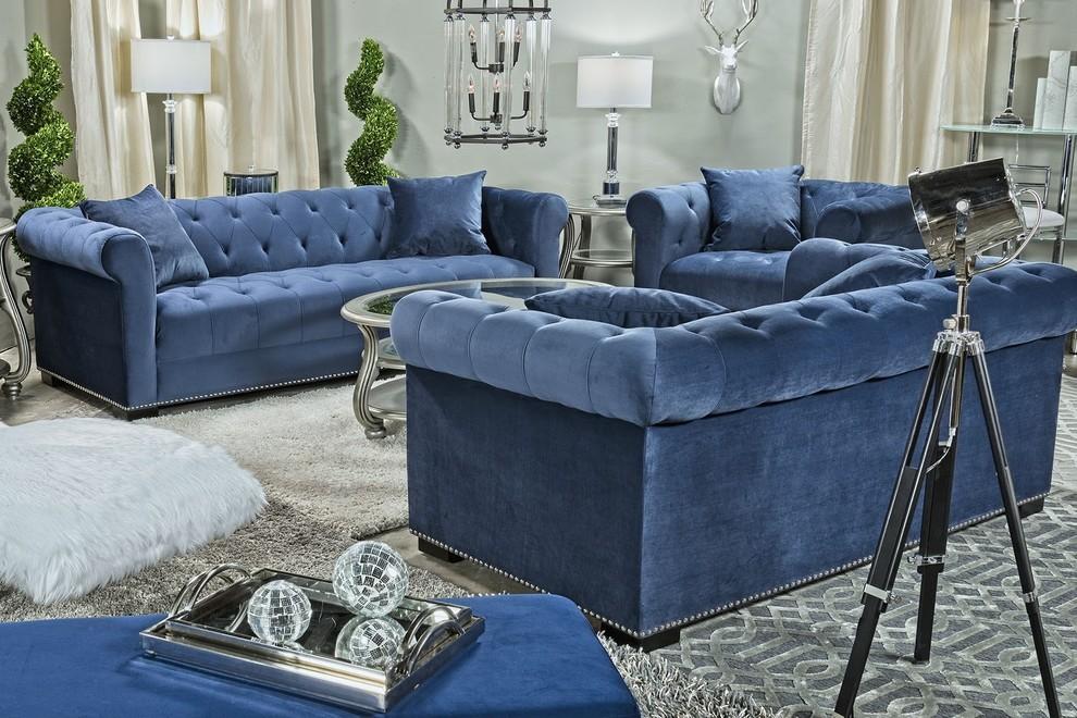 luxury living room modern living