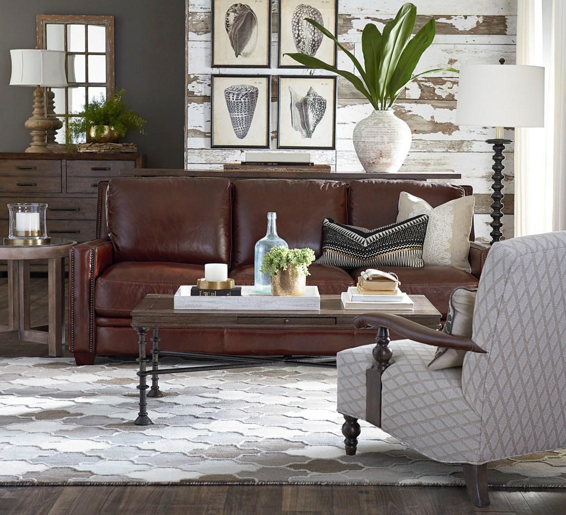 Dark Brown Sofa Houzz