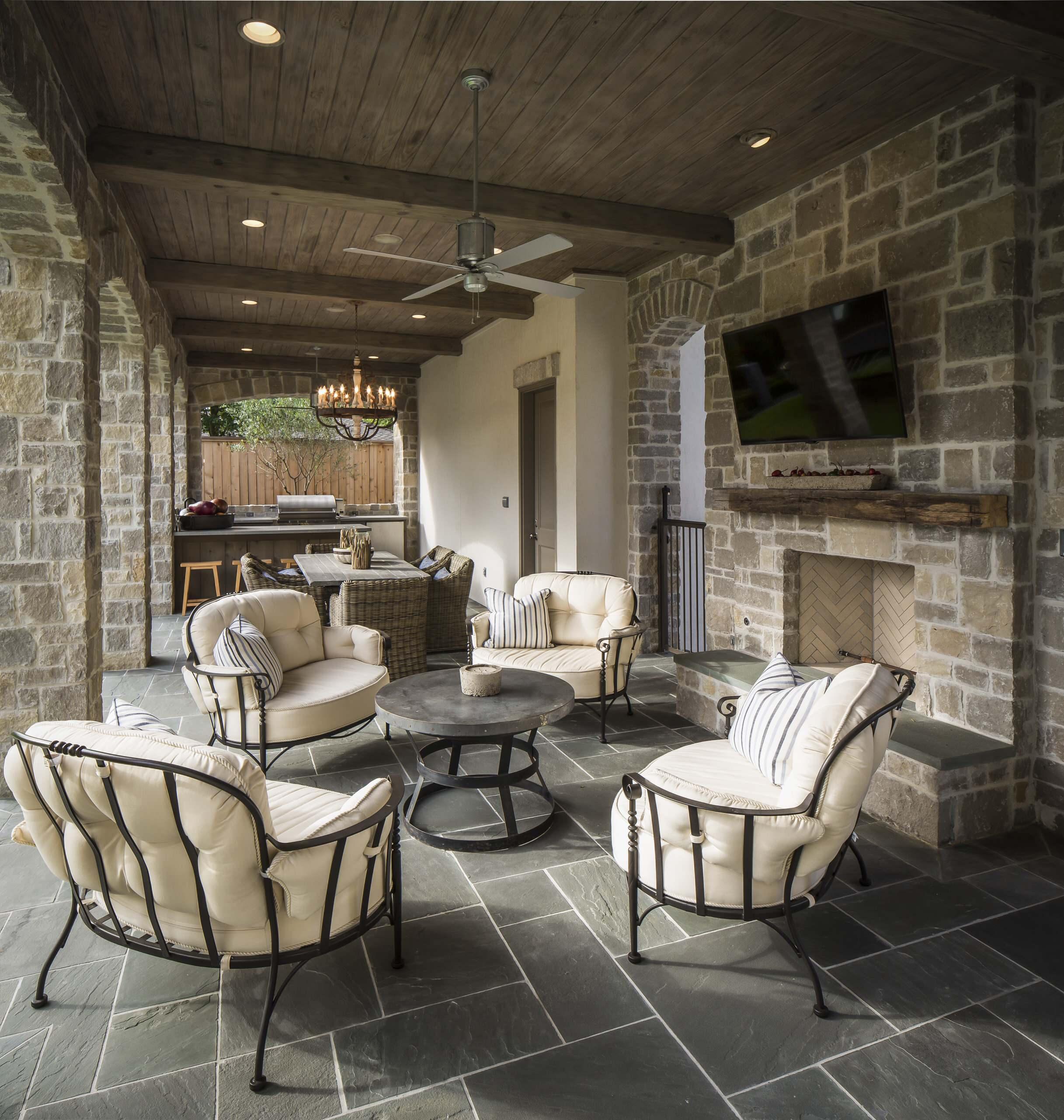 cheap patio flooring ideas houzz