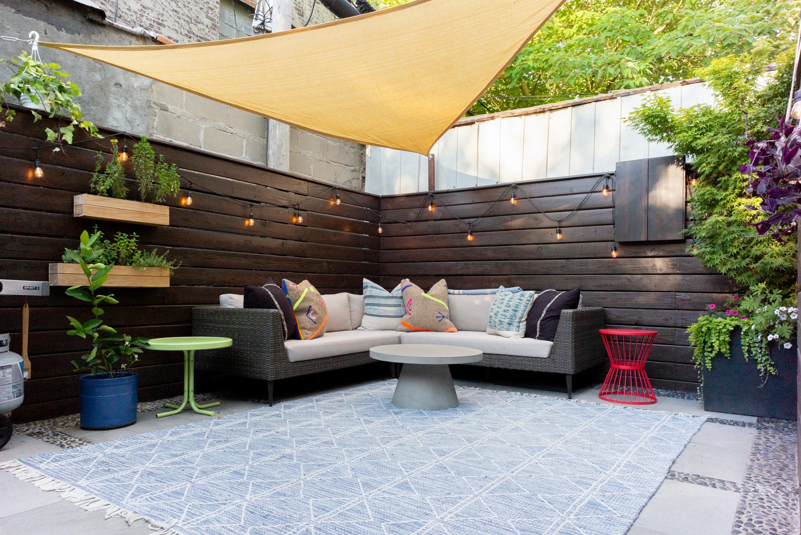75 Beautiful Concrete Patio Pictures Ideas September 2020 Houzz