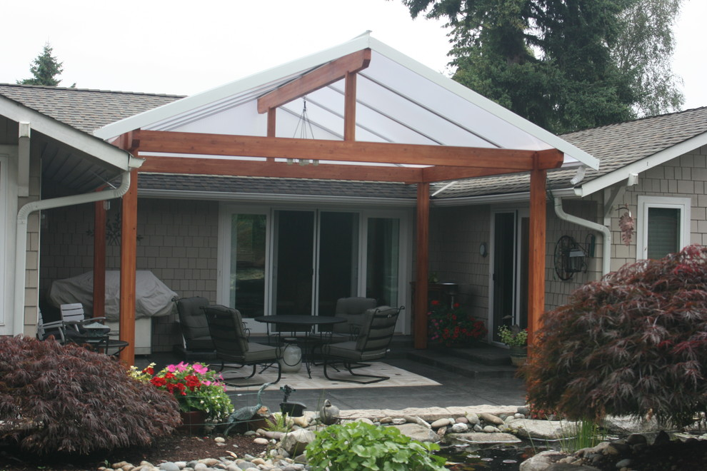 https www houzz com photos gabled roof style traditional patio seattle phvw vp 7453826