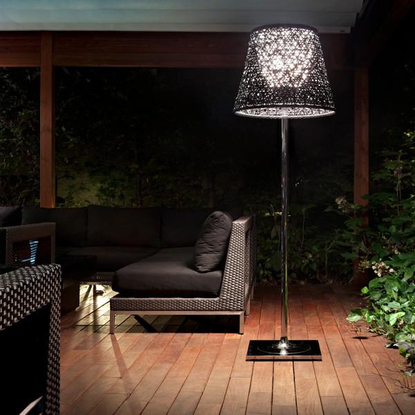 floor lamp transitional patio