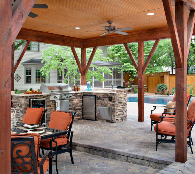 outdoor living retreat in charlotte nc