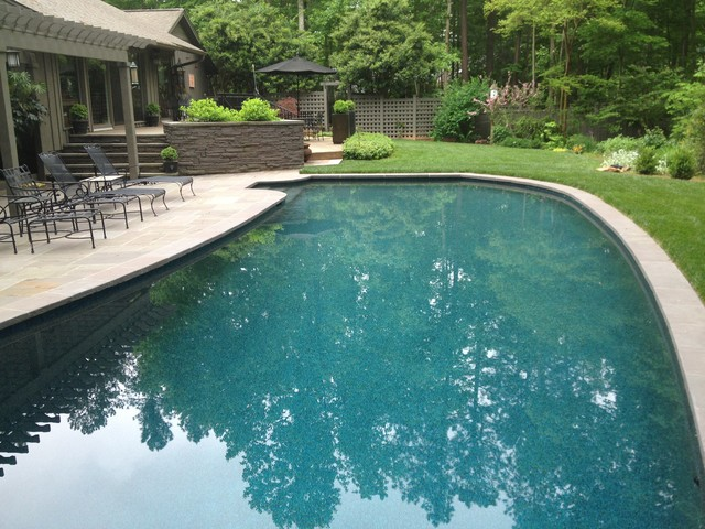 emerald bay pebble tec pool finish