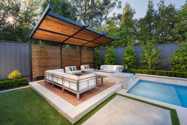 lansdowne modern swimming pool