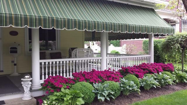 porch awnings coastal veranda