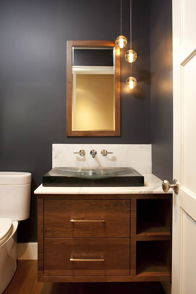 off center sink vanity houzz