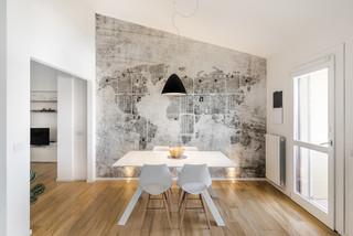 Per i bambini, animali cartoneschi e tondeggianti dai colori sgargianti;; Pnn House Contemporary Dining Room Cagliari By Mauro Soddu Houzz