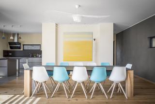 Decoration En Bleu Et Blanc Photos Et Idees Deco