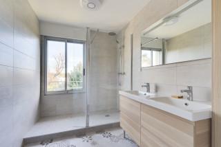 renovation salle de bain contemporain
