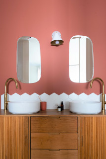 salle de bain exotique photos et