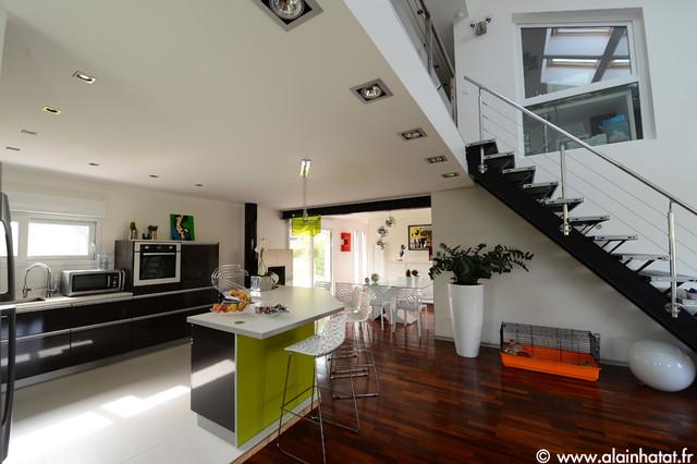 et interieur de maison moderne