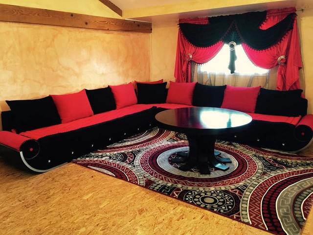 ealisation salon marocain