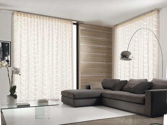 Vediamo insieme le migliori idee per un soggiorno moderno. Tende Per Interni Modern Family Room Cagliari By Amg Le Tende Houzz Au