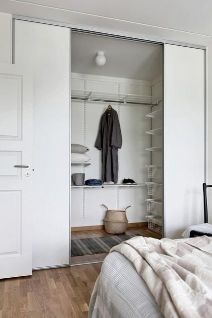 dressing dans petite chambre