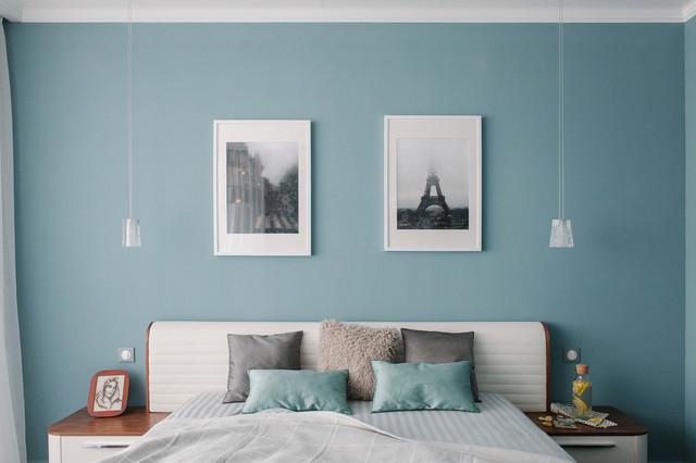 magnifiques chambres bleues
