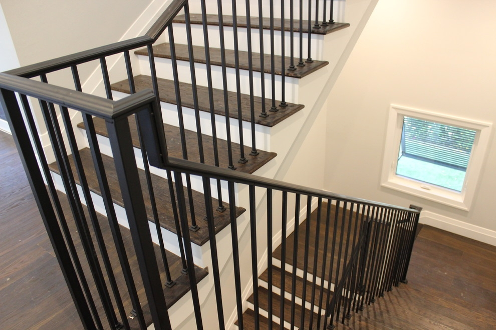 Custom Wrought Iron Dixie Cap Handrail With Square Balusters | Wrought Iron Balustrades And Handrails | Metal | Wrought Ironwork | Design | Mild Steel | Cast Iron