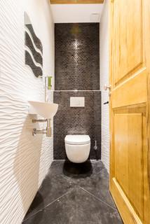Photos Et Idees Deco De Wc Et Toilettes Avec Un Wc Suspendu Fevrier 2021 Houzz Fr