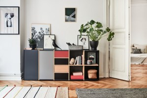 Fünffarbiges Sideboard von MYCS   Modern   Wohnzimmer ...