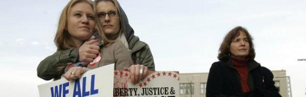 Usa, divieto di matrimoni tra omosessuali al vaglio della Corte Suprema