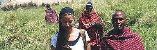 Benedetta Mazzini in fuga dallo spettacolo approda in Africa con gli ecosafari  Il Fatto