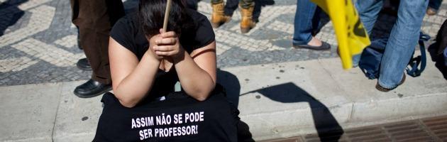 Aiuti internazionali e austerity, mea culpa del Fondo monetario su Lisbona