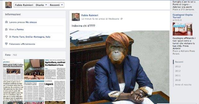 Rainieri Facebook
