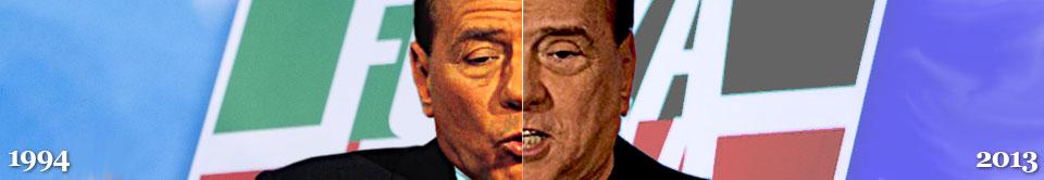 Berlusconi, il pregiudicato è decaduto 1993-2013: storia del fuggiasco di successo