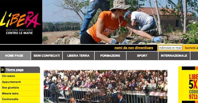 Latina, centomila persone in corteo con Libera contro le mafie