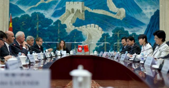 Commercio, ora la crescita passa per gli accordi bilaterali. Il caso Cina-Svizzera