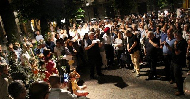 Gaza preghiera interconfessionale per la pace a Piacenza Ma  lite tra musulmani  Il Fatto