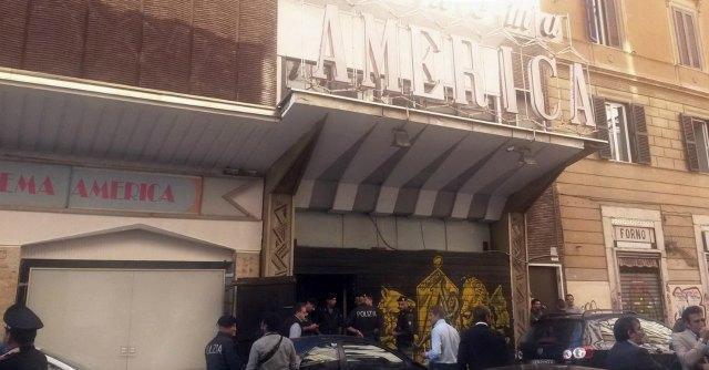 """Cinema America, a Roma sgomberato spazio culturale. Germano: """"Un paradosso"""""""