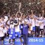 Sassari Campione D Italia Di Basket Reggio Emilia Battuta
