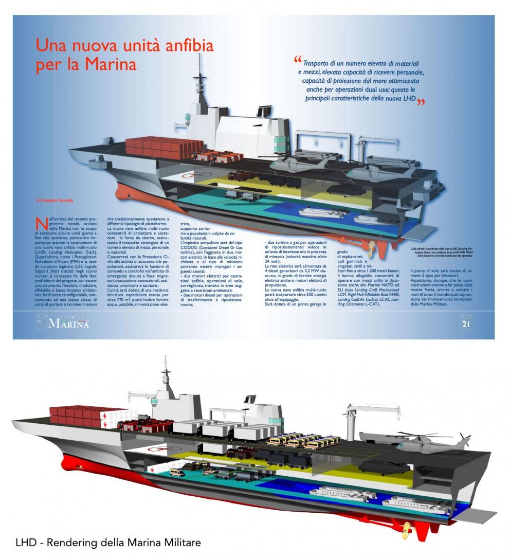 Marina militare la nave umanitaria si trasforma in