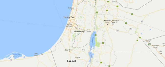 """Palestina, forum giornalisti: """"Google l'ha rimossa dalle mappe"""". Mountain View: """"Mai inserita"""""""