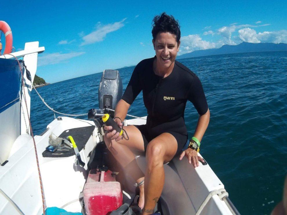 Biologa Marina In Australia In Italia Rimani Anonimo Qui