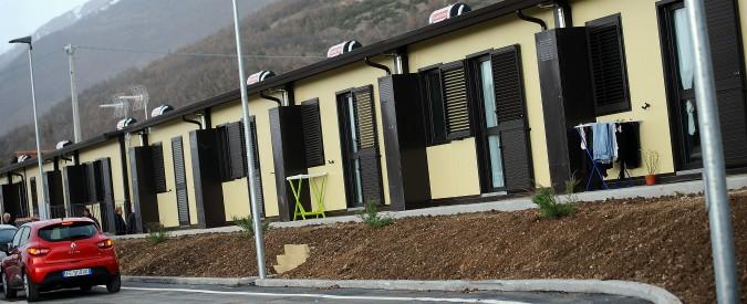 Sisma Centro Italia M5s Casette Per Sfollati Costate Fino