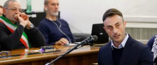 """Stefano Cucchi, the accused witness speaks in the courtroom: """"Slaps, pushes and kicks in the face. So my colleagues beat him """""""