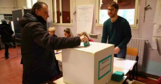 Regional elections, final turnout: in Emilia Romagna 67% vote (+30 compared to 2014), in Calabria 44% (stable)