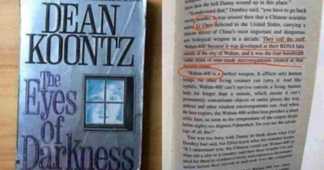 Risultato immagini per Dean Koontz romanzo profezia italiano