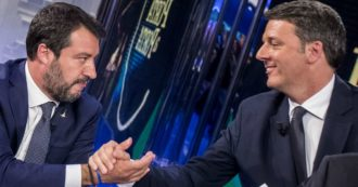 Italia viva-Lega, double vote with mutual favors: Salvini moves away from the Open arms process, the Renziana will lead the covid commission in Lombardy. PD-M5s in the Region: