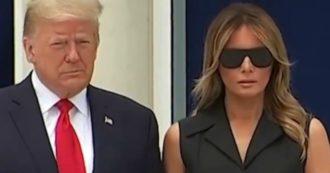 Donald Trump to his wife Melania: