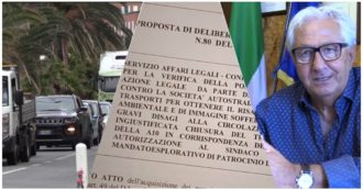 Too many queues and continuous work: the mayor of Arenzano sues Autostrade and ministry.