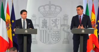 Recovery fund, after Lisbon Conte in Spain with Sanchez: