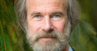 Koni Steffen, when you talk about global warming, think of scientists like him