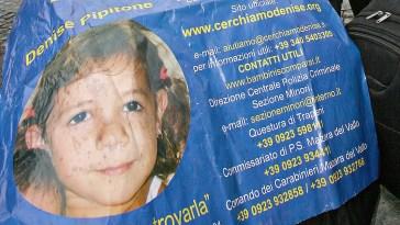 """Denise Pipitone, """"nell'inchiesta sulla scomparsa sono indagati Anna Corona, ex moglie del padre, e Giuseppe Della Chiave"""""""