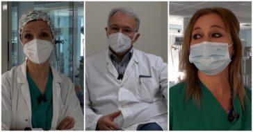 """Roma, chiude il reparto Coronavirus al San Filippo Neri: """"Abbiamo visto morire tante persone, anche giovani. Difficile tornare alla normalità"""""""